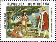 [The 500th Anniversary of Discovery of America by Columbus, Typ APM]