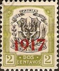[Coat of Arms Overprinted