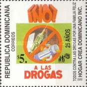 [The 25th Anniversary of Anti-Drugs Campaign, type BCR]