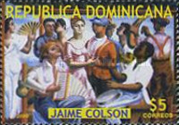 [The 25th Anniversary of the Death of Jaime Colson (Artist), 1901-1975, type BDO]
