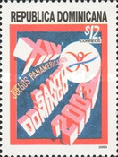 [The 14th Pan American Games, Santo Domingo, Typ BFD2]