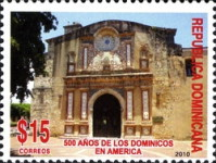 [The 500th Anniversary of Dominicans in the Dominican Republic, Typ BLB]