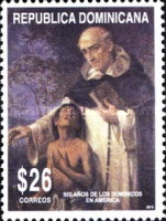 [The 500th Anniversary of Dominicans in the Dominican Republic, type BLC]