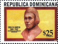 [The 100th Anniversary of Aviation in the Dominican Republic, type BLZ]