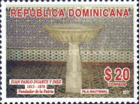 [The 200th Anniversary (2013) of the Birth of Juan Pablo Duarte, 1813-1876, type BMB]