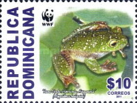[WWF - Frogs, type BMC]