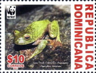 [WWF - Frogs, type BMD]