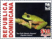 [WWF - Frogs, type BME]