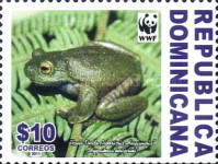 [WWF - Frogs, type BMF]