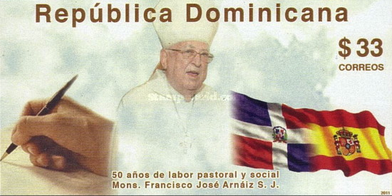 [The 50th Anniversary of the Social Work of Bishop Francisco José Arnaiz, Typ BMH]