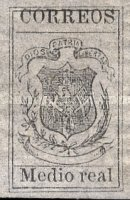 [Coat of Arms - Thin Pelure Paper, type C6]