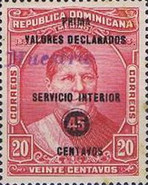 [Registered Mail Stamps - Issues of 1933 Overprinted, type CB3]