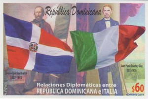 [Diplomatic Relations with Italy, type CKM]