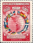 [The 50th Anniversary of Pan-American Union, type EH1]