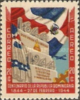 [Airmail - The 100th Anniversary of Independence, Typ FK1]