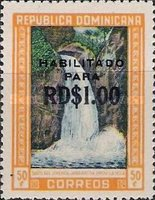 """[Previously Issued Stamps Overprinted """"HABILITADO PARA"""" and Surcharged Value, type FV6]"""