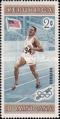 [Olympic Games - Melbourne 1956, Australia - Winning Athletes, type JR]