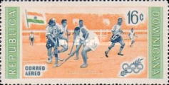[Airmail - Olympic Games - Melbourne 1956 - Winning Athletes, Typ JW]