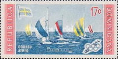 [Airmail - Olympic Games - Melbourne 1956 - Winning Athletes, Typ JX]