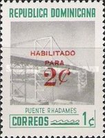 """[Previously Issued Stamps Overprinted """"HABILITADO PARA"""" and Surcharged Value, type KZ2]"""
