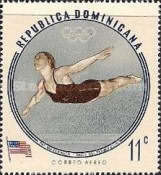 [Airmail - Olympic Games - Melbourne 1956, Australia - Winning Athletes, Typ LQ]