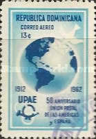 [Airmail - The 50th Anniversary of Postal Union of the Americas and Spain, Typ MO3]