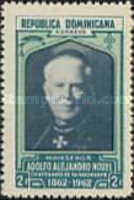 [The 100th Anniversary of the Birth of Archbishop Adolfo Nouel, 1862-1937, Typ MP]