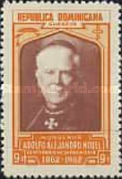 [The 100th Anniversary of the Birth of Archbishop Adolfo Nouel, 1862-1937, Typ MP1]