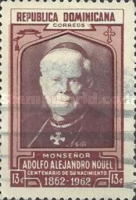 [The 100th Anniversary of the Birth of Archbishop Adolfo Nouel, 1862-1937, Typ MP2]
