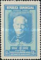 [Airmail - The 100th Anniversary of the Birth of Archbishop Adolfo Nouel, 1862-1937, Typ MP3]