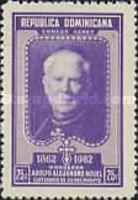 [Airmail - The 100th Anniversary of the Birth of Archbishop Adolfo Nouel, 1862-1937, Typ MP4]