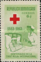 [The 100th Anniversary of Red Cross, Typ MZ1]