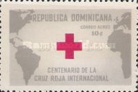 [Airmail - The 100th Anniversary of Red Cross, Typ NA]
