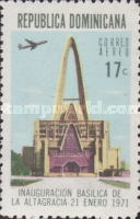 [Airmail - Inauguration of Our Lady of Altagracia Basilica, Typ RM]