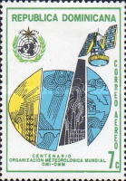 [Airmail - The 100th Anniversary of World Meteorological Organization, Typ TK1]