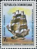 [Airmail - Opening of Museum of Dominican Man, Santo Domingo, Typ TQ]