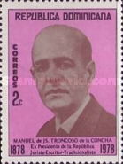 [The 100th Anniversary of the Birth of President Troncoso, Typ YS]
