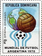 [Airmail - Football World Cup - Argentina, Typ YT]