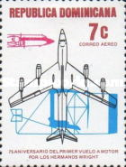 [Airmail - The 75th Anniversary of First Powered Flight, Typ ZB]