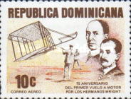 [Airmail - The 75th Anniversary of First Powered Flight, Typ ZC]
