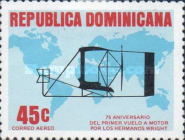 [Airmail - The 75th Anniversary of First Powered Flight, Typ ZE]