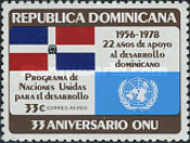 [Airmail - The 33rd Anniversary of United Nations, Typ ZM]