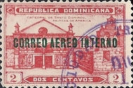 [Dominican Republic Postage Stamps Overprinted