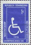 [Charity for the  Disabled - Inscription
