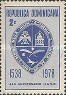 [The 440th Anniversary of the University of Santo Domingo, Typ BE]