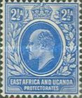 [King Edward VII - New Watermark, Typ A11]