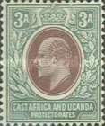 [King Edward VII - New Watermark, Typ A13]