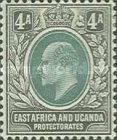 [King Edward VII - New Watermark, Typ A14]