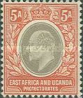 [King Edward VII - New Watermark, Typ A15]