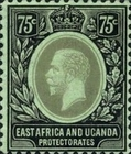 [King George V - See also No. 60-66, Typ C13]